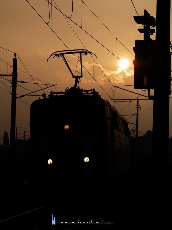 DB 151 150-0 Bécsújhely Fõpályaudvar és Bécsújhely Civitas Nova között fotó