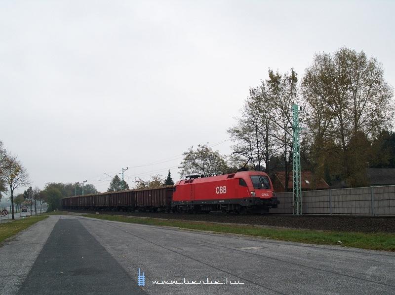1116 161-9 Lajtaújfalu (Neufeld a/d Leitha) állomáson fotó
