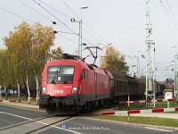 The 1116 273-2 at Lajtaújfalu (Neufeld an der Leitha)