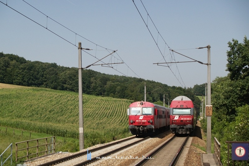 Fotóhely Unter Oberndorfnál fotó