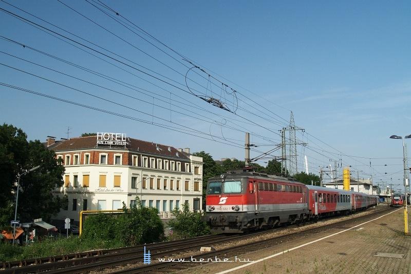 1142 632-7 Wien Hütteldorfban fotó