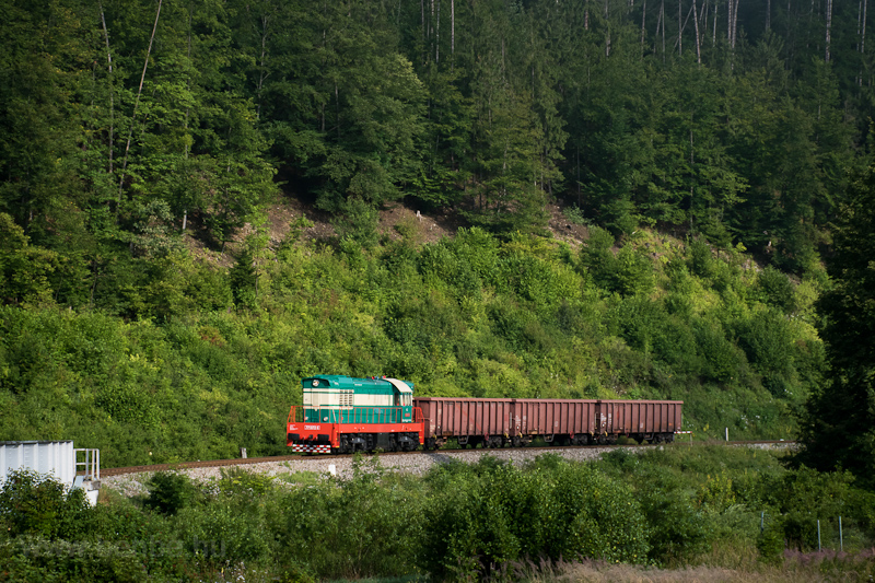 The ZSSKC 771 072-6 seen be photo