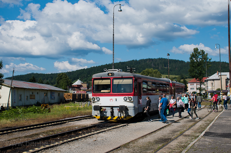 The ZSSK 913 015-4 seen at  photo