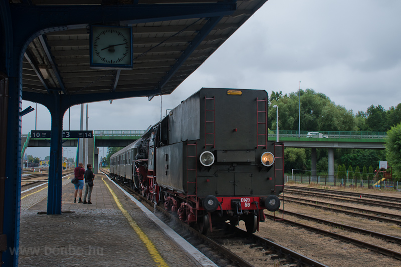 The PKP Ol49 59 seen at Wol picture