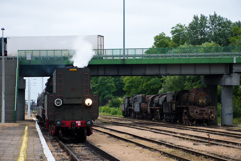 The PKP Ol49 59 and some ru photo