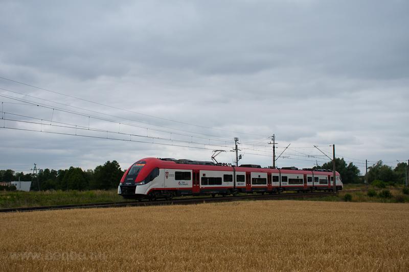A Koleje Wielkopolskie EN76 fotó