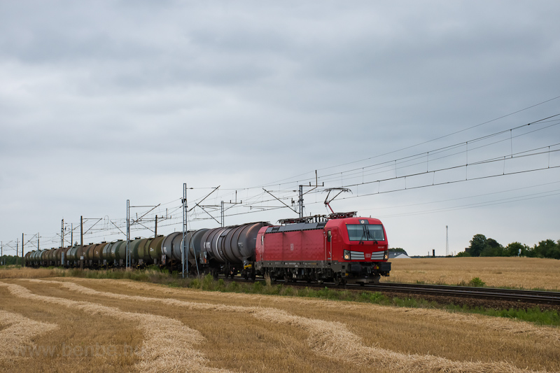 The DB 193 367  Vectron  se picture