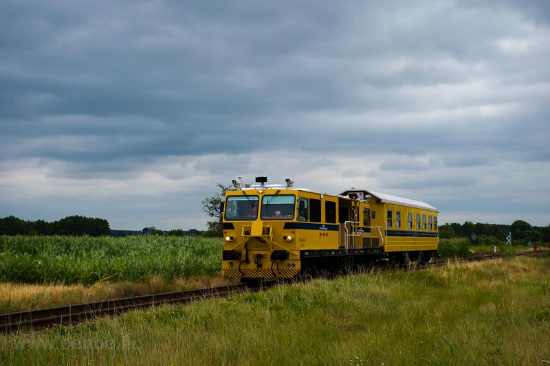 A PFT vonat Tuchorza és Bel fotó