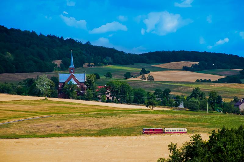 A ČD 705 913-2 Tremesn fotó