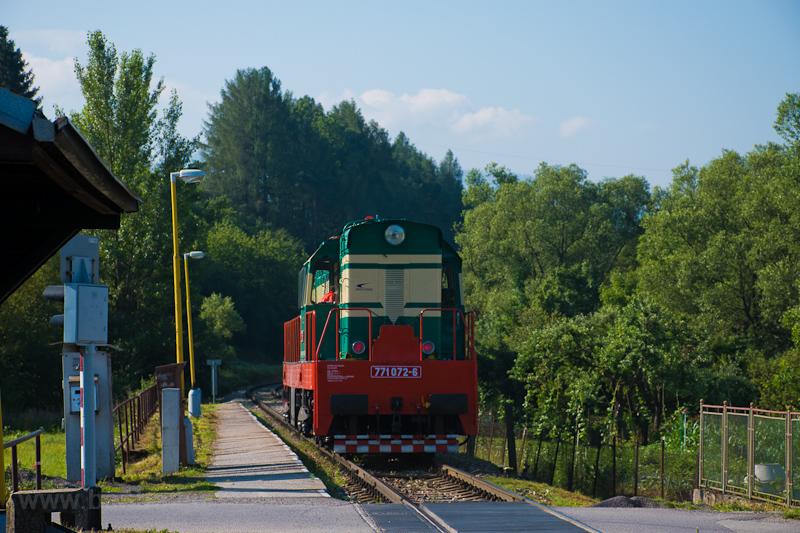 A ZSSKC 771 072-6 Kláč fotó