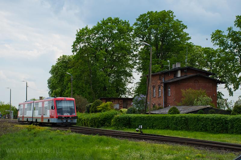 A Koleje Wielkopolskie SA10 fotó
