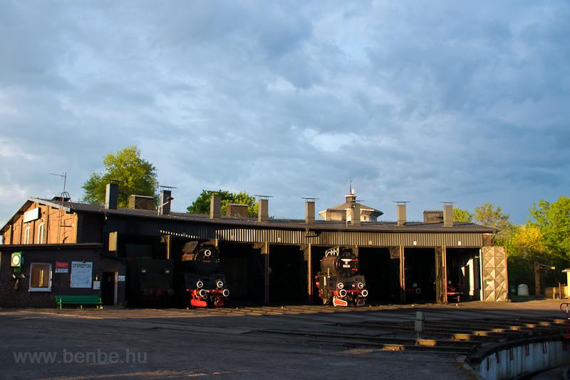 A PKP Ol49 69 Wolsztyn állomáson a körfűtőházban fotó