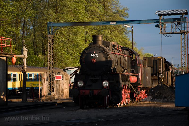 A PKP Ty1 76 Wolsztyn állomáson fotó