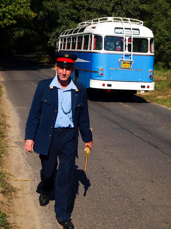 A nagyon profi vonatvezetőnk fotó