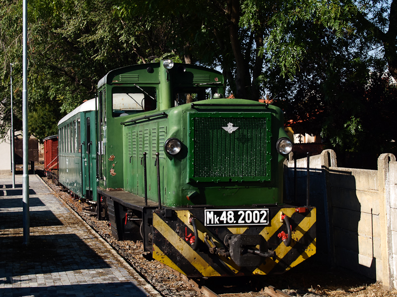 Az Mk48,2002 Debrecen-Fatelepen fotó