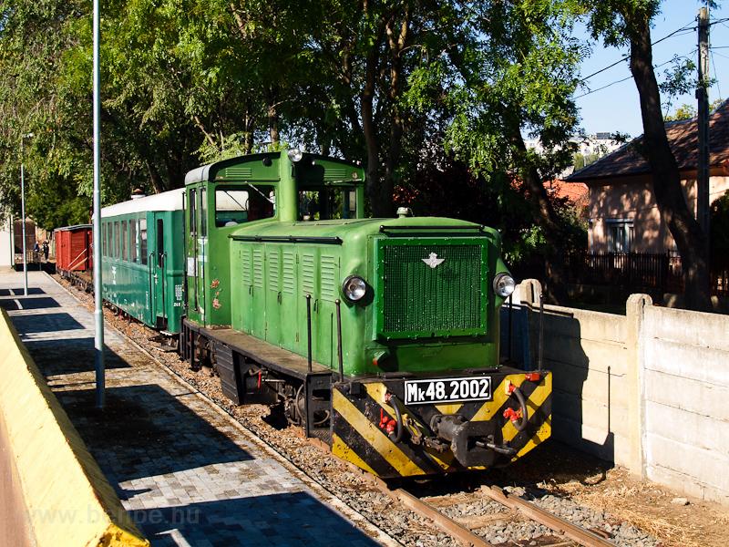 Mk48,2002 Debrecen-Fatelep állomáson fotó