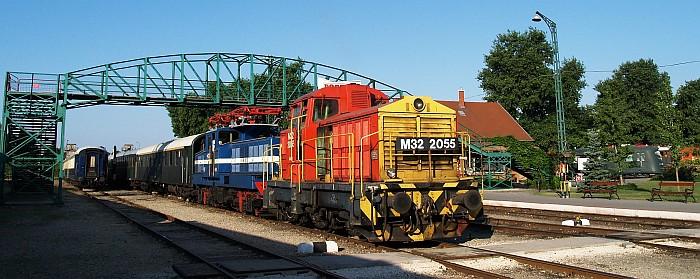 M�V M32 sorozat� d�zelmozdony
