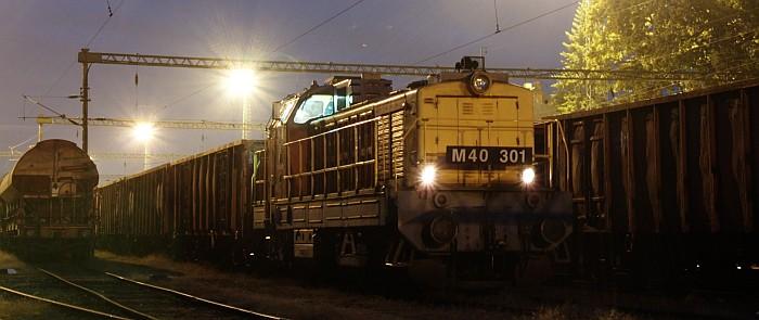 MÁV M40 sorozatú remotorizált dízelmozdony
