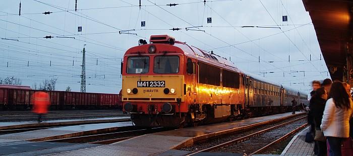 MÁV M41 sorozatú remotorizált dízelmozdony