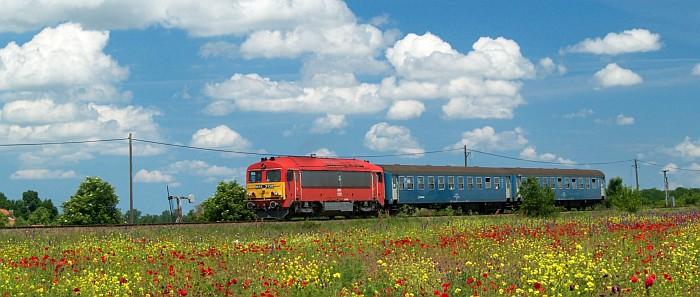 M�V M41 sorozat� d�zelmozdony