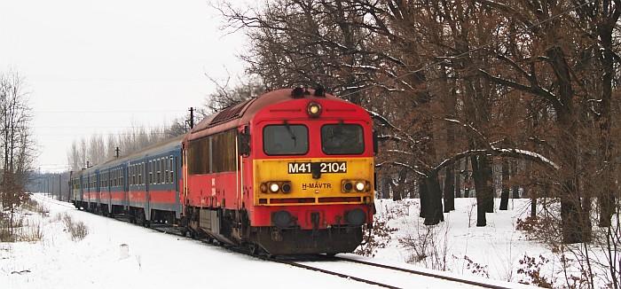 MÁV M41 sorozatú dízelmozdony