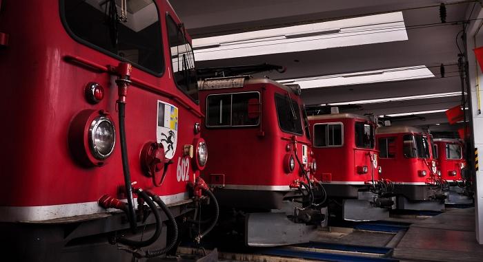 RhB Rhätische Bahn
